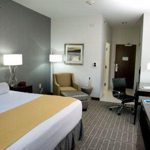 King Bedroom at Hammondsport Hotel
