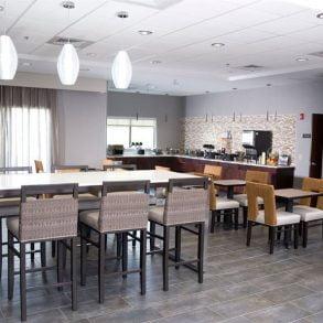 Breakfast Room at Hammondsport Hotel