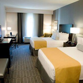 Queen Room at Hammondsport Hotel