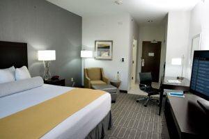 Room at Hammondsport Hotel