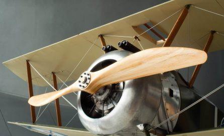 Model Plane in Hammondsport NY